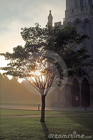 καθεδρικός ναός στενός