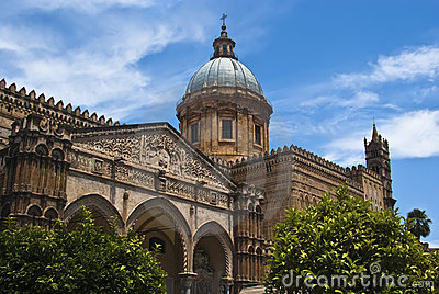 καθεδρικός ναός Παλέρμο Σικελία