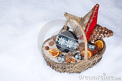 Καλάθι Χριστουγέννων