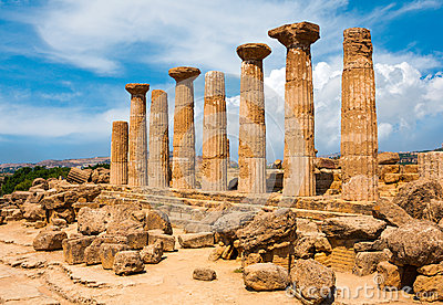 Καταστροφές ναών