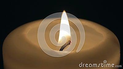 Κερί απόθεμα βίντεο