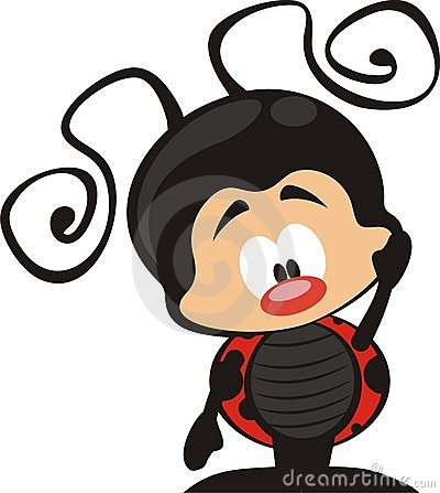 κινούμενα σχέδια ladybug