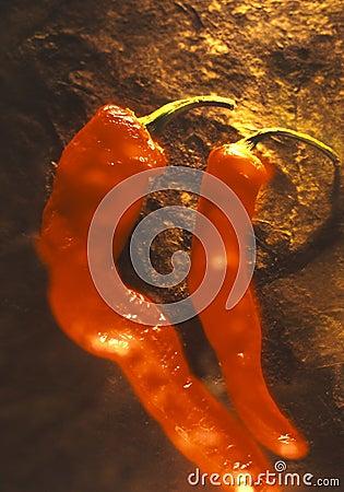 κόκκινο πιπεριών
