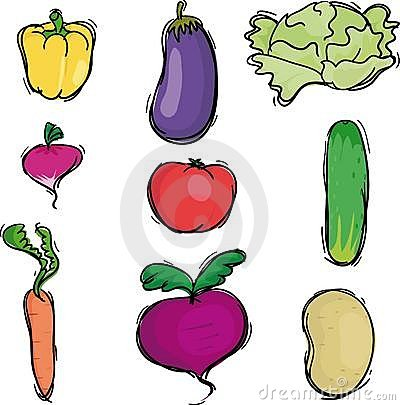 λαχανικό εικονιδίων