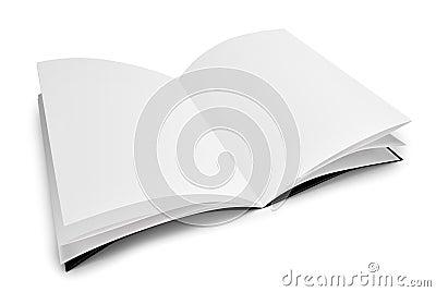 λευκό σελίδων