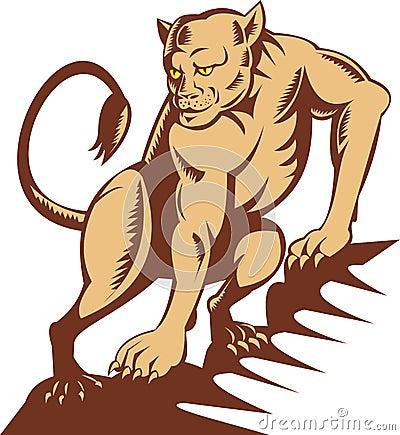 λιονταρίνα prowl