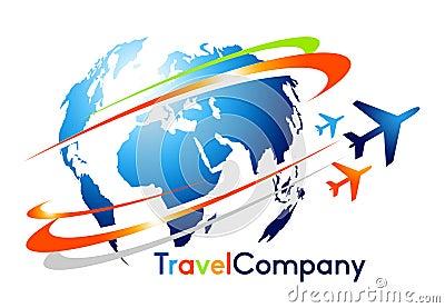 Λογότυπο ταξιδιού