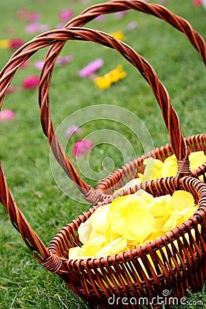 λουλούδι καλαθιών