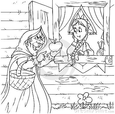 μάγισσα πριγκηπισσών