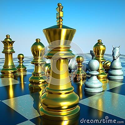 Μάχη σκακιού