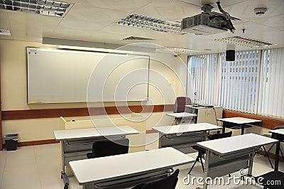 Multi-media classroom