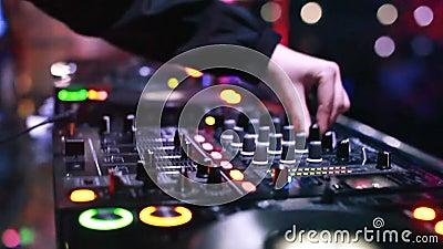 Μίξη του DJ