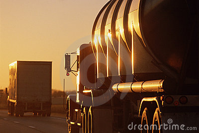 Μεγάλη οδήγηση truck