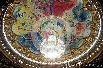 Μεγάλη όπερα de Παρίσι