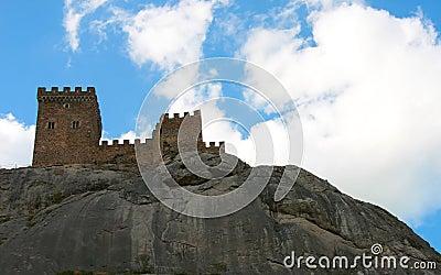 Μεσαιωνικό κάστρο