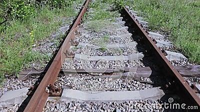 Με το σιδηρόδρομο εγκαταστάσεων