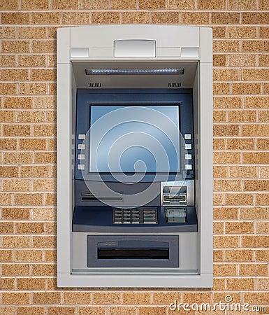 μηχανή του ATM