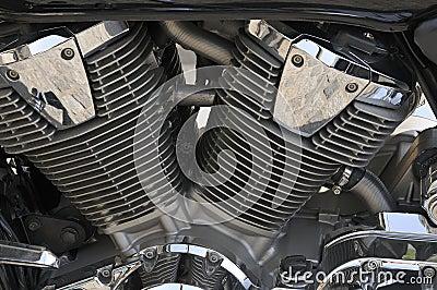μηχανή motobike