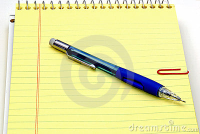 μολύβι σημειωματάριων