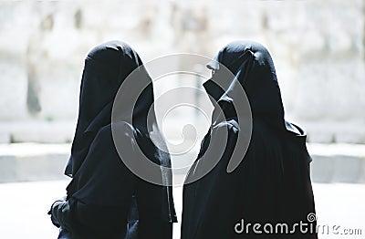 μουσουλμανικές γυναίκες