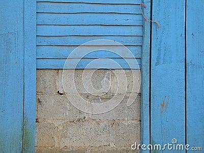 μπλε wal