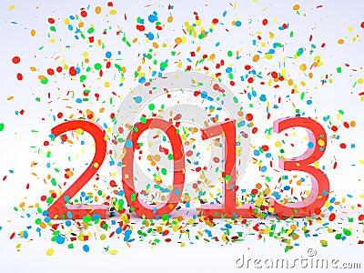 Νέο έτος 2013