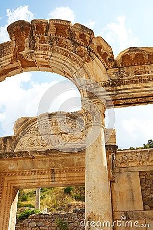 Ναός Hadrians
