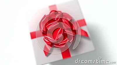 Να ανοίξει ένα δώρο όμορφη τρισδιάστατη ζωτικότητα με ένα βάθος του τομέα