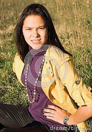 νεολαίες γυναικών πορτρ