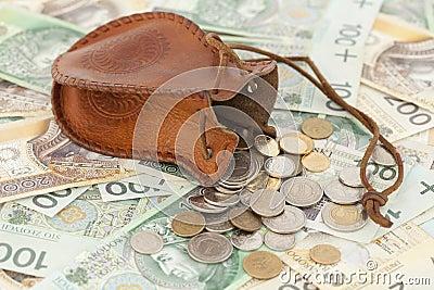 Νομίσματα και τραπεζογραμμάτιο