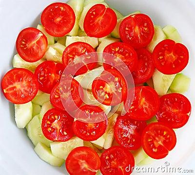 ντομάτες κερασιών
