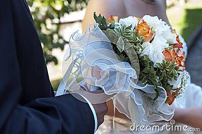 Νύφη και νεόνυμφος