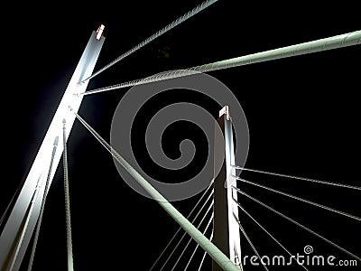 νύχτα γεφυρών