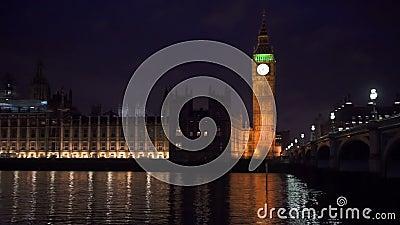 νύχτα του Λονδίνου φιλμ μικρού μήκους