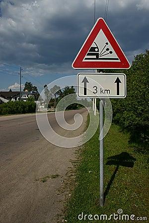 οδικό σημάδι