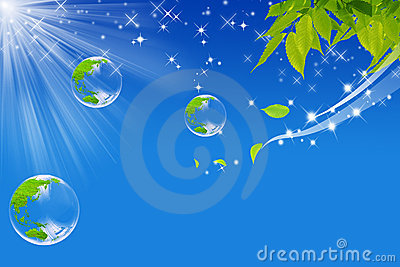 οικολογικός κόσμος