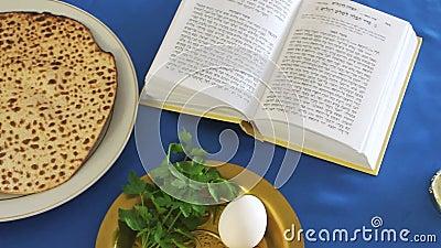 Πίνακας γευμάτων Passover