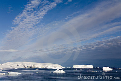 Παγόβουνα θάλασσας Ανταρκτική - Weddell