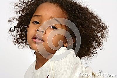 παιδί αφροαμερικάνων