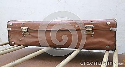 παλαιά βαλίτσα