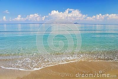 παραλία τροπική
