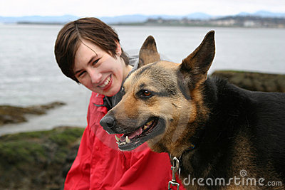 περπατώντας γυναίκα σκυ&lam