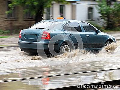 πλημμύρα