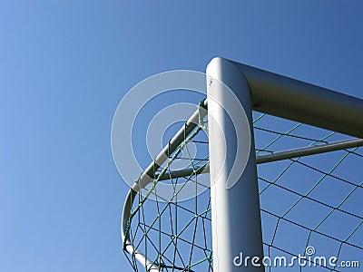 ποδόσφαιρο στόχου γωνία&sigma