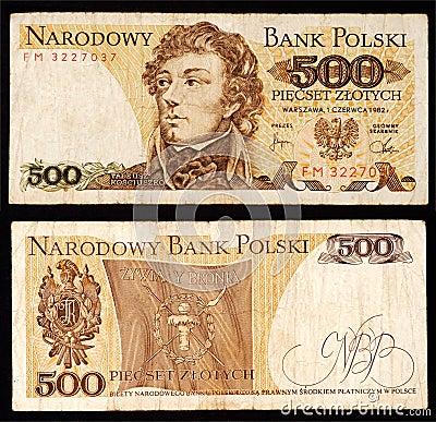 Πολωνικό νόμισμα