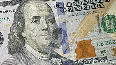 Πορτρέτο του Benjamin Franklin φιλμ μικρού μήκους