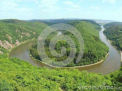 ποταμός Σάαρ
