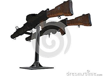 πυροβολικό