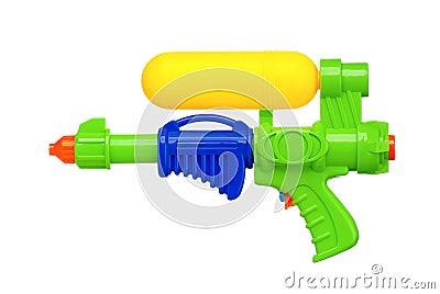 Πυροβόλο όπλο νερού