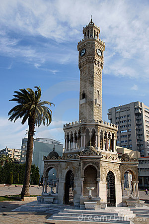 πύργος του Ιζμίρ ρολογιώ&nu
